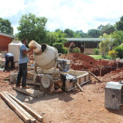 Invertirán casi 40 mdp para restaurar y modernizar escuelas de la Zona Maya
