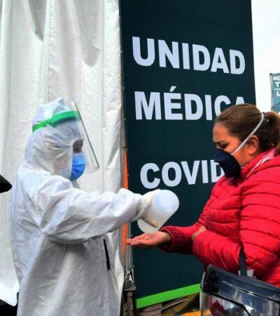 PANDEMIA EN MÉXICO: Se acumulan 83,781 muertos y 817,503 contagios; primer caso de influenza y COVID-19 en un mismo paciente