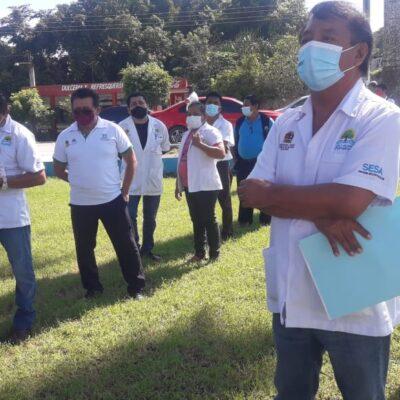 Médicos exigen destitución de la jefa Jurisdiccional 3 de Felipe Carrillo Puerto