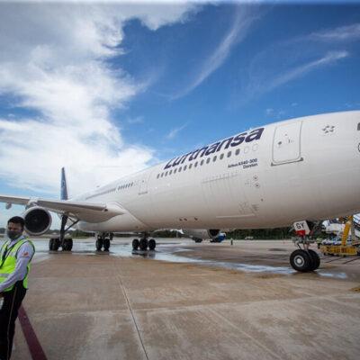 El retorno de la aerolínea Lufthansa es un voto de confianza para Quintana Roo, afirma cónsul alemana