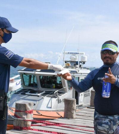 Pide gobierno de Puerto Morelos mayor disciplina en medidas preventivas contra el COVID-19