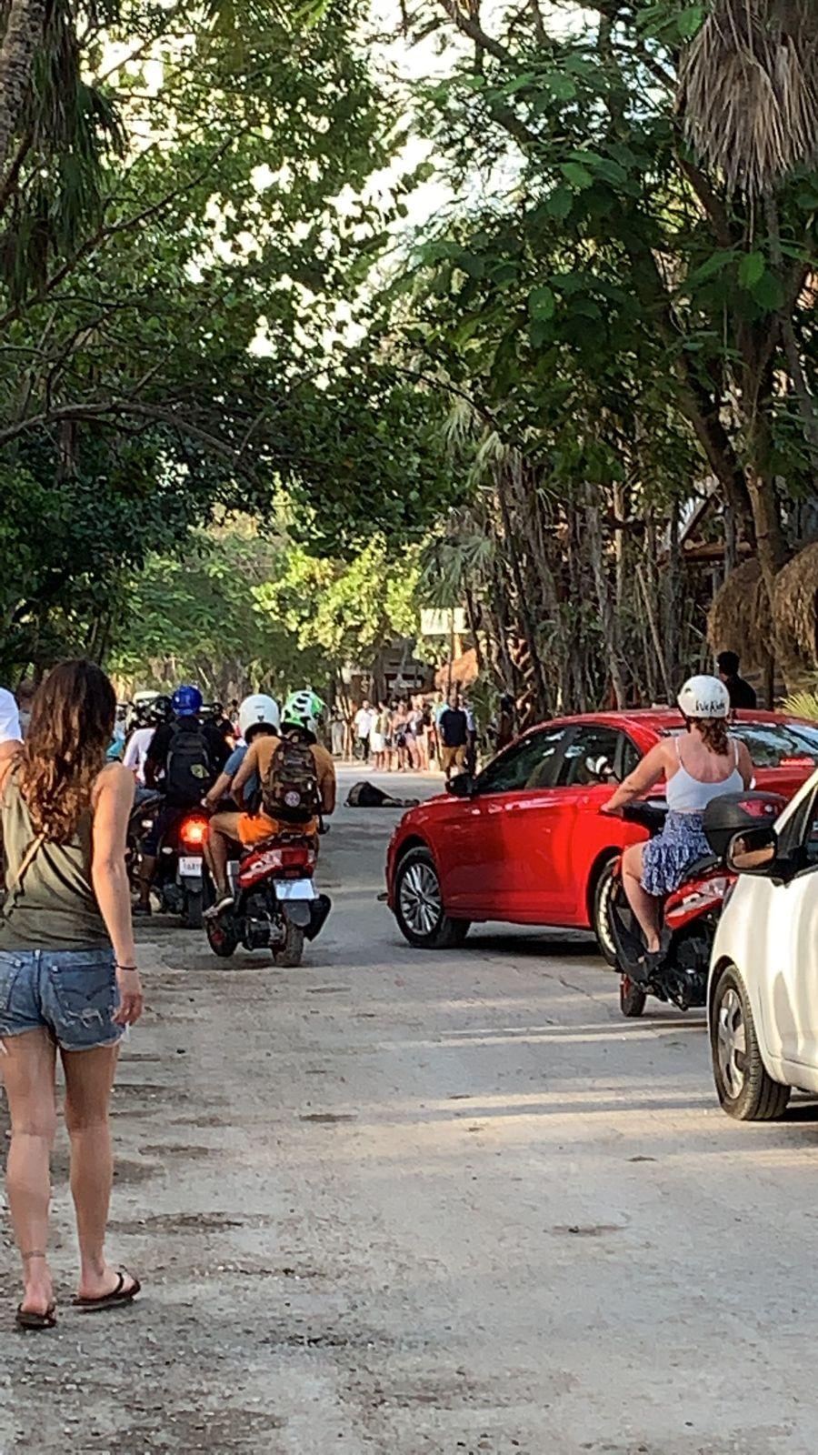 LE DISPARARON Y REGRESARON A REMATARLO… VIOLENCIA SIN FRENO EN TULUM:  Ejecutan a hombre en zona costera, frente al restaurante 'Mohave' |  Noticaribe