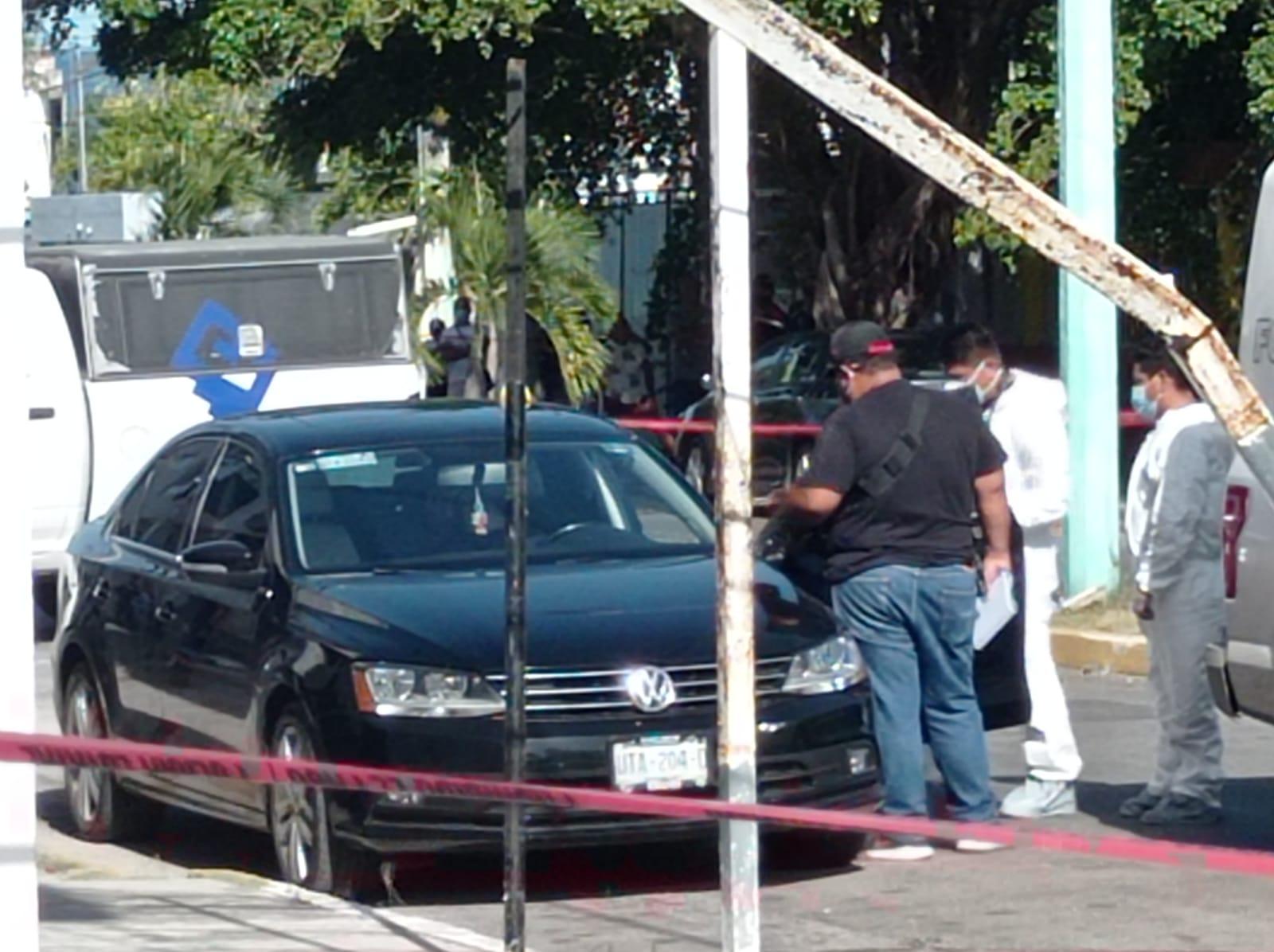 PEGA LA VIOLENCIA A LA CAPITAL DE QR: Ejecutan a un automovilista en  Chetumal   Noticaribe