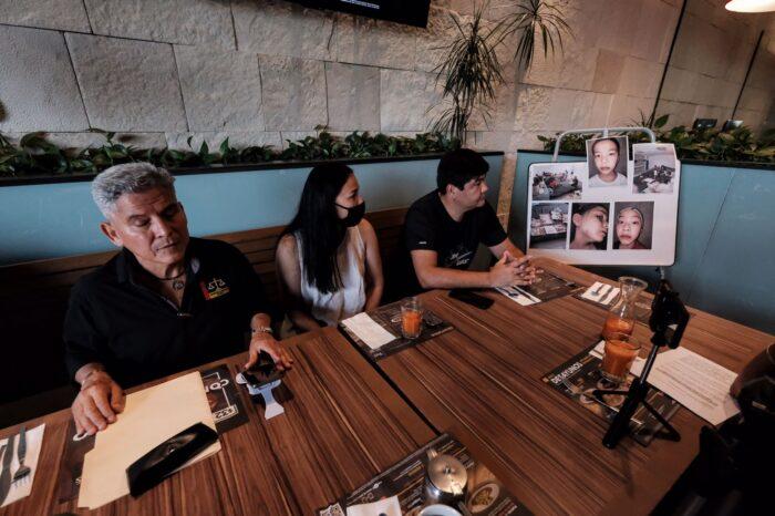 MALTRATADOS Y RETENIDOS DE MANERA ILEGAL: Pareja extranjera denuncia graves  irregulares en oficina migratoria del aeropuerto de Cancún contra cuatro  familias de asiáticos - Noticaribe